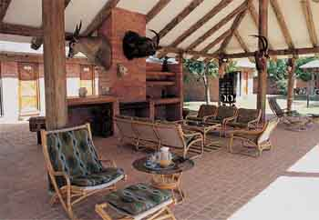 CHAMINUKA LUXURY LODGE