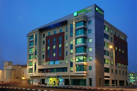 Holiday Inn Express Dubai- Jumeirah