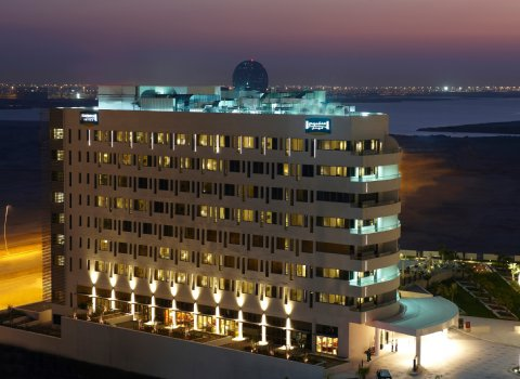 STAYBRIDGE SUITES ABU DHABI-YAS ISLAND