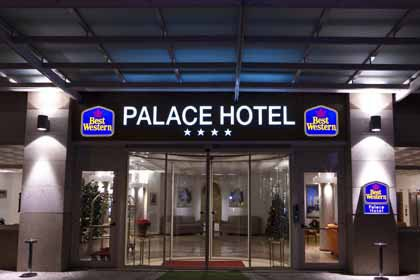 Best Western Palace