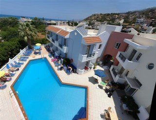 Athena Apartments (stalis)