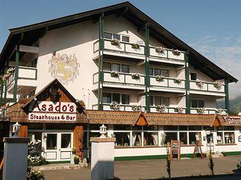 Apartment-hotel Almhof