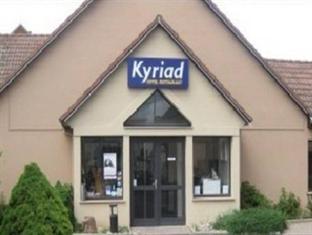 Kyriad Colmar Cite Administrative Hotel