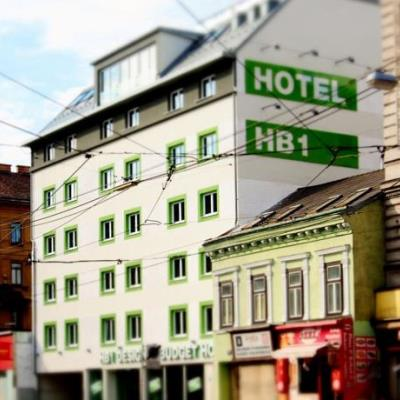 Hb1 Design And Budget Hotel Wien Schoenbrunn