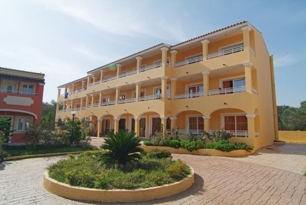 Luisa Hotel Apartments