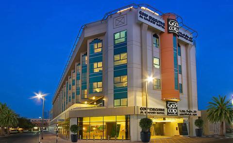 Corp Executive Al Khoory Hotel Al Wasl
