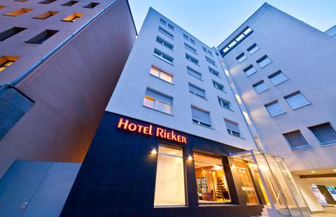 Novum Hotel Rieker Stuttgart Hauptbahnhof
