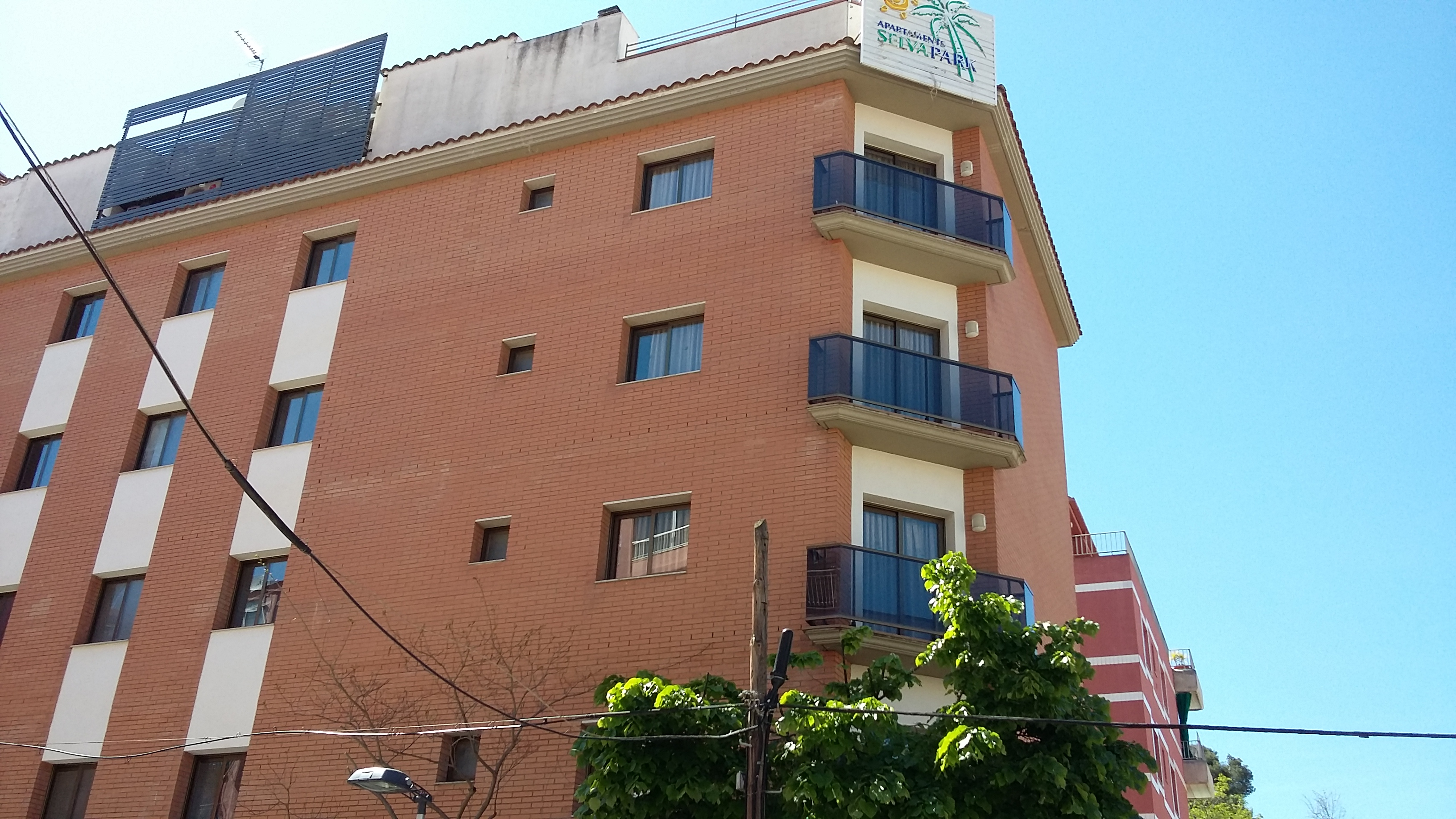 Apartamentos Selvapark