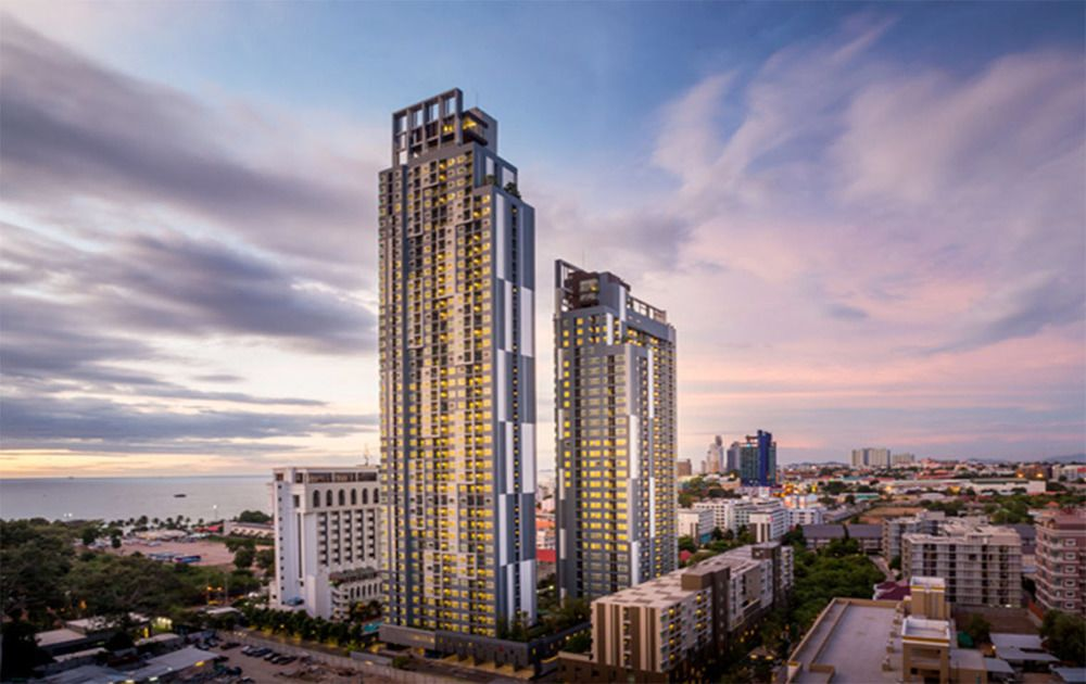 1BR CENTRIC SEA 115 WITH INFINITY POOL