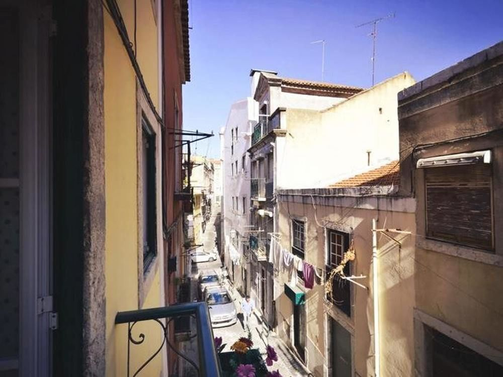 Apartment With One Bedroom In Lisboa,  With Wonderful City View,  Balcon