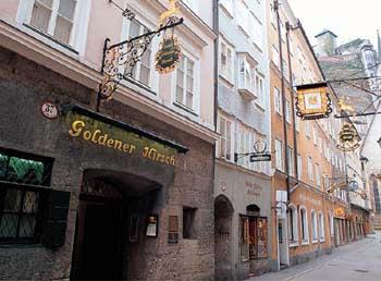 GOLDENER HIRSCH, A LUXURY COLLECTION HOTEL