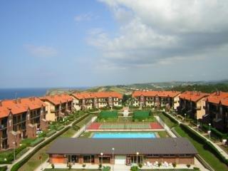 hotel Abba Comillas Golf Apartments en la población de Comillas