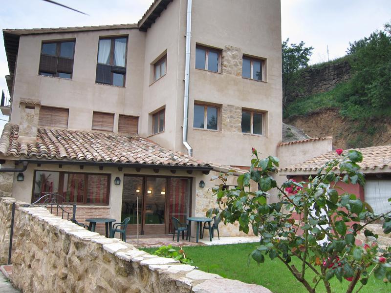 hotel HOTEL RURAL LA GRANCHA en la población de La Fresneda