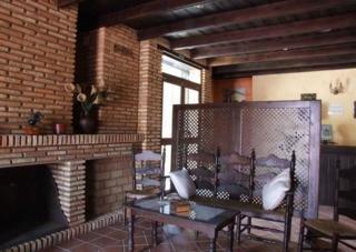 hotel Galaroza Aparthotel Rural en la población de Fuenteheridos