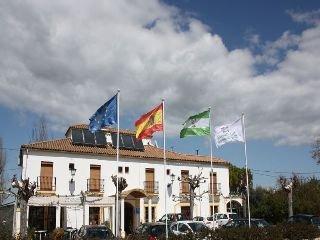 hotel Del Carmen en la población de Prado del Rey